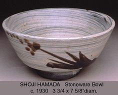 Shoji Hamada c.1930