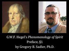 Half Hour Hegel: The Complete Phenomenology of Spirit (Preface, sec 1)(+...