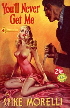 Reginald Heade Cover Art