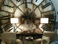 PlasmaCam CNC Cutting System Testimonial, Huge Clock, Metal Decor, Plasma Cutting, Metal Art
