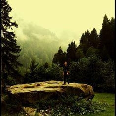 Landscape in Ayder