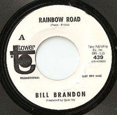 Bill Brandon - Rainbow Road: buy Promo at Discogs Rainbow, Music, Rain Bow, Musica, Rainbows, Musik, Muziek, Music Activities, Songs