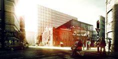 Mennica : JEMS Architekci plnkton group