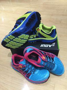 azul 2016 Zapatillas para correr inov-8 Roclite 280
