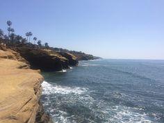 Torrey Pines State Natural Reserve in San Diego, CA   Breathtaking views