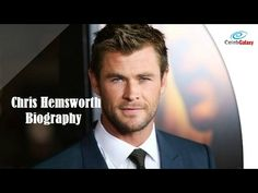 Chris Hemsworth Biography Celebrity Gist, Celebrity Videos, Gq Australia, Celebration Gif, S Man, Trending Topics, Chris Hemsworth, Biography, Africa