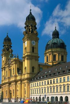 Best Free Things to Do In Munich, Germany: Theatine Church