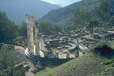 Temples - Tholos NE - Full Screen