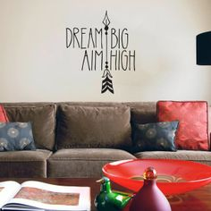 The Joy Press- Hand drawn wall graphics for the home by Edward Currer, via Behance