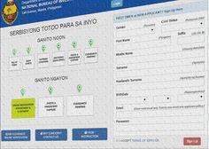 nbi online form registration