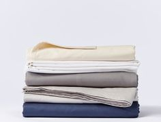 300 Thread Count Organic Percale Sheets   Coyuchi Percale Sheets, Organic Cotton Sheets, Wool Dryer Balls, Twin Sheet Sets, Flat Sheets, Count, King King, Alpine White