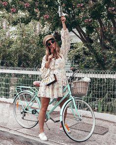 Bicycle chic, Lisa Hamilton