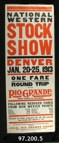 #NationalWesternStockShow #NWSS2016 #110years #Denver #Colorado #tradition #heritage