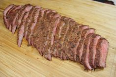 Smoked flat iron steak may be a best kept secret that easily rivals tri-tip and many other more expensive cuts for flavor and tenderness.