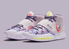 Purple Camo, White Camo, Tenis Basketball, Nike Images, Love And Hip, Nike Kyrie, Kyrie Irving, Jordan 3, Shades Of Purple