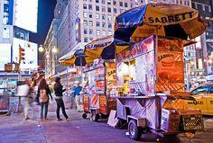 Nothing like a NYC hotdog! <3