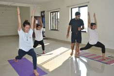 #Yoga teachers at #Ekattva are not only proficient in yoga forms like #hatha yoga, #Ashtanga yoga, and #Vinyasa flow but also have in-depth knowhow of yoga philosophy, anatomy and physiology. Pursue 200 hours yoga TTC with Ekattva.