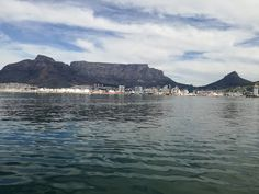 Beautiful #Table Mountain at #Cape Town, #South Africa