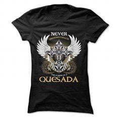 QUESADA - #shirt design #sweatshirt cutting. CHECKOUT => https://www.sunfrog.com/Camping/QUESADA-Black-89346806-Hoodie.html?68278