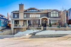 New Homes For Sale, Calgary, Mansions, House Styles, Home Decor, Decoration Home, Manor Houses, Room Decor, Villas
