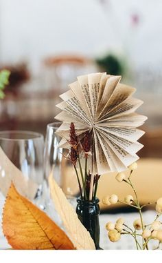 Cool ideas for a table setting | Something hand-made | Photographer: Jean-Laurent Gaudy