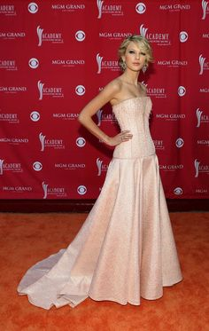 Taylor Swift    That dress really remind me of Love Story