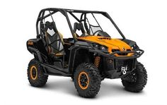 New 2016 Can-Am Commander XT-P 1000 ATVs For Sale in Missouri. Engineered to withstand the extremes of the trail, this machine is rugged and ready for work or play. With beadlock wheels and rock sliders, it's ready for even the roughest terrain.