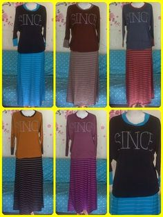 Farah OL Shop : SET SKIRT + SHIRT NEINA 586