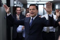 """I got to interview """"tailor to the stars"""" Leonard Logsdail on dressing Leonardo DiCaprio for 'The Wolf of Wall Street,' his cameo and more!"""