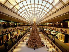Galleria mall.. Houston, Texas
