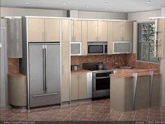 Small Space Place On Pinterest Compact Kitchen Studio