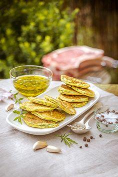 recettes plats barbecue pancakes courgettes et marinade pour cote de boeuf…