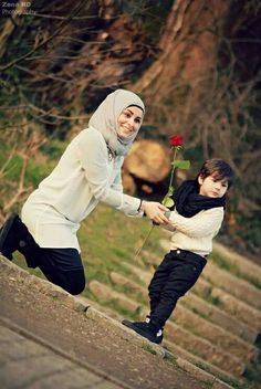 Hey guys, Today i'm posting something strange related to Hijab girls styles & fashion. Well in the evening, i was thinking how would my future Beautiful Hijabi