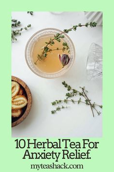Herbal tea is common for anxiety since they are inexpensive, offers immediate relief, is natural, and has few side effects. They are practical and easy to consume. You must bear in mind that these infusions are temporary. Therefore, you must seek a definitive way to cure your anxiety.