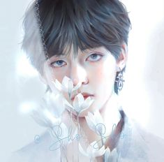 Cute Love Wallpapers, Anime Chibi, Im In Love, Taehyung, Bts Jungkook, Twitter, Scene, Fan Art, Drawings
