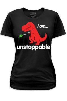 Goodie Two Sleeves Men's Unstoppable Tee