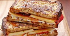 14 épatantes recettes de grilled cheese. http://rienquedugratuit.ca/blogue/14-epatantes-recettes-de-grilled-cheese/