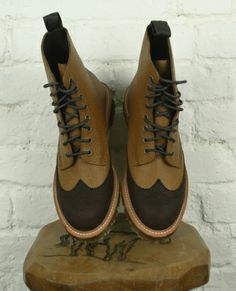 Dr Martens Adriano Boot