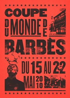 """Coupe de Monde de Bès-bar. """"Tu connais l'boul'vard!"""""""