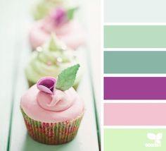 Cupcake tones