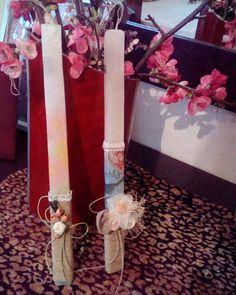 #λαμπαδες#πασχα #χειροποιητες_δημιουργιες #κεριά #χειροποίητο #handmadecreations#candles#candle #свечи #пасха #ручнаяработа #декупаж #декупажсвечей