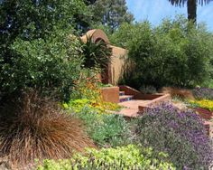 spanish decorating style   ... Landscaping Ideas and Backyard Designs in Spanish and Italian Styles