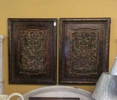 wood tuscan wall decor call for price 623 544 4874 - Tuscan Wall Decor