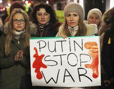 """Жителі щонайменше 27 країн вчора, 14 жовтня, у День захисника України вийшли на акцію """"Stop putin's War In Ukraine 2.0"""". Акція проходила в 70..."""