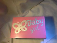 Beautiful baby girl safe keeping box.  https://www.etsy.com/shop/EnchantedGiftss?ref=si_shop