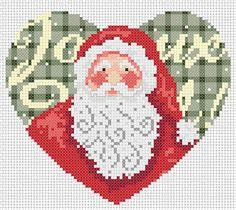 Madame la Fee Santa free chart (link below picture)