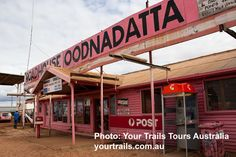 Oodnadatta Road house 1