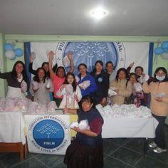 Familias de Mosquera continúan recibiendo una mano amiga, aprendiendo el Valor de la solidaridad con @MLPiraquive