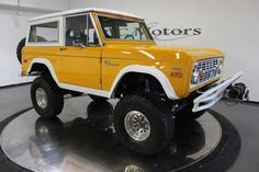 1971 Ford Bronco   # Pinterest++ for iPad #