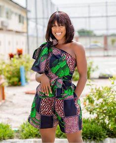 Ankara styles 487725834647821301 - Ankara Jumpsuits Ideas – Jos Kitchen Fashion Source by samanthasalters African Wear Dresses, Latest African Fashion Dresses, African Print Fashion, African Attire, African Prints, African Hair, African Style, Ankara Styles For Women, Pasta